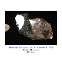 Herkimer Diamond Quartz Crystals