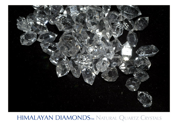 Himalayan Diamond Quartz