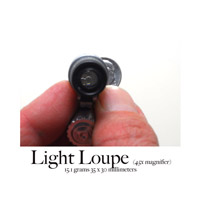45x light loupe