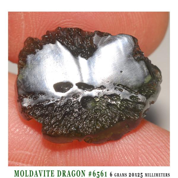 Sleeping With Moldavite