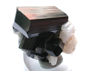 Black Tourmaline Crystal specimen from Madagascar